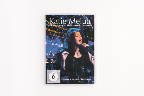 DVD: Katie Melua with the Stuttgart Philharmonic Orchestra