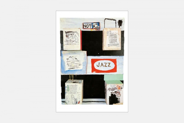"Postkarte ""Jazz"", 10er-Set"